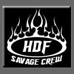 HDF Savage Crew Tribal