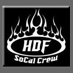 HDF SoCal Crew Tribal