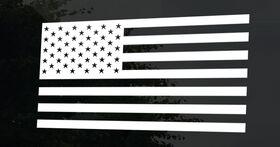 American Flag Sticker SC