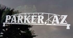 Lake Havasu Sticker